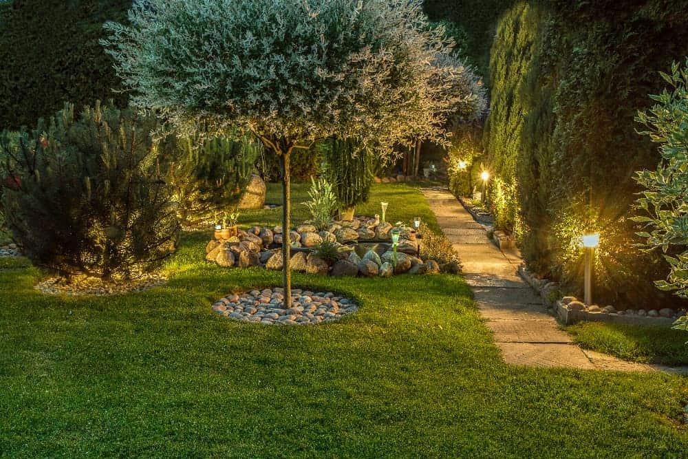 Un beau jardin pour vendre rapidement